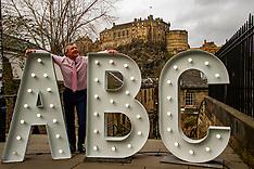 Scottish LibDem leader announces his party's pupil premium plans, Edinburgh, 28 March 2021