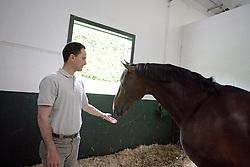 Alves Bernardo - Canturo<br /> Stal Pessoa Fleurus 2006<br /> Photo © Hippo Foto