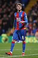Patrick Bamford of Crystal Palace looks on. Barclays Premier League match, Crystal Palace v Swansea city at Selhurst Park in London on Monday 28th December 2015.<br /> pic by John Patrick Fletcher, Andrew Orchard sports photography.