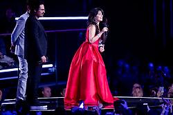 November 4, 2018 - Bilbao, Bizkaia, Spanien - Camila Cabello bei der Verleihung der MTV European Music Awards 2018 in der Bizkaia Arena. Bilbao, 05.11.2018 (Credit Image: © Future-Image via ZUMA Press)
