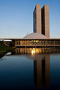 Brasilia_DF, Brasil...Palacio do Planalto, sede do Poder Executivo, localizado na Praça dos Tres Poderes, em Brasília, capital da Republica, Distrito Federal. ..The Palacio do Planalto (Palace of the Highlands), headquarters of the Executive Branch of the Brazilian Government, located at the Praca dos Tres Poderes, in Brasília, Distrito Federal, Brazil...Foto: MARCUS DESIMONI / NITRO