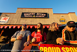 Broken Spoke Saloon during Laconia Motorcycle Week. NH, USA. Friday, June 15, 2018. Photography ©2018 Michael Lichter.