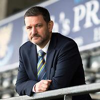 Steve Brown St Johnstone Chairman