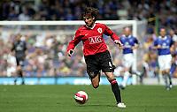 Photo: Paul Thomas.<br />Everton v Manchester United. The Barclays Premiership. 28/04/2007.<br /><br />Gabriel Heinze of Man Utd.