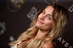Paris Jackson attends People's 'Ones To Watch' at NeueHouse Hollywood on October 4, 2017 in Los Angeles, California. Photo by Lionel Hahn/AbacaUsa.com