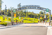 City of Laguna Niguel Archway and Bridge