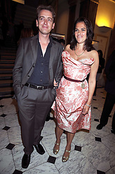 TRACEY EMIN and SCOTT DOUGLAS at the Royal Academy of Arts Summer Party held at Burlington House, Piccadilly, London on 3rd June 2009.