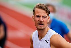JochemDobberof Netherlands in action on the 400 meter during FBK Games 2021 on 06 june 2021 in Hengelo.