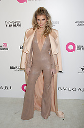 AnnaLynne McCord arriving at the Elton John Oscar Party held in Beverly Hills, Los Angeles, USA.