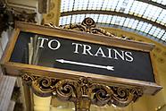 Resa med tåg i USA