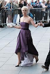 Pictured Lysette Anthony at the British Soap Awards 2017<br /> British actress Lysette Anthony has accused  Harvey Weinstein of rape<br /> <br /> (c) Alex Todd | Edinburgh Elite media