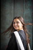 Mosha's University or Toronto graduation