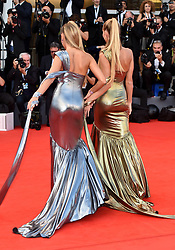 The Sisters Brothers Premiere at the 75th Venice Film Festival 2018<br /><br />2 September 2018.<br /><br />Please byline: Vantagenews.com