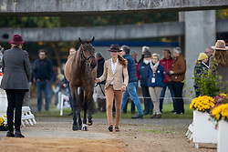 Blom Merel, NED, Denim<br /> Mondial du Lion 2021<br /> © Hippo Foto - Dirk Caremans<br />  24/10/2021