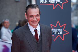 "Niall Fulton, on the red carpet at the Edinburgh International Film Festival world Premier of ""England is Mine"" at Edinburgh's Festival Theatre. Sunday, 2nd July, 2017(c) Brian Anderson | Edinburgh Elite media"