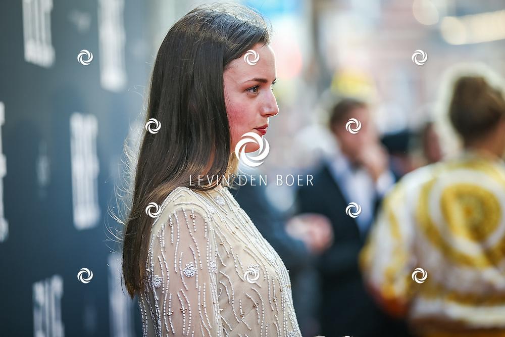 AMSTERDAM - De Nederlandse premiere van Elle, de nieuwste film van regisseur Paul Verhoeven. Met hier Gaite Jansen op de rode loper. FOTO LEVIN & PAULA PHOTOGRAPHY