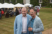 SIR JONATHAN IVE, JONATHAN YEO, Cartier Style et Luxe, Goodwood Festival of Speed. 7 July 2019