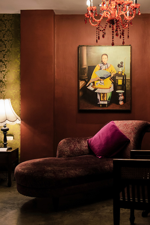 Pictures of The Shanghai Mansion Boutique Hotel in Bangkok, Thailand, South-East asia