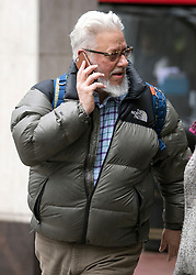 DATE CORRECTION TO 20/03/2018 © Licensed to London News Pictures. 20/03/2018. London, UK. Momentum founder Jon Lansman arrives at Labour Party headquarters in London to attend a National Executive Committee meeting, where a new general secretary of the Labour Party is expected to be appointed. Photo credit: Ben Cawthra/LNP