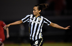 Notts County Ladies FC's Fern Whelan - Mandatory by-line: Paul Knight/JMP - Mobile: 07966 386802 - 23/02/2016 -  FOOTBALL - Stoke Gifford Stadium - Bristol, England -  Bristol City Women v Notts County Ladies - Pre-season friendly