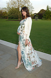 Model LISA BARBUSCIA at 'Horticouture' a charity fashion show to raise funds for Tommy's, the baby charity and The Royal Botanic Gardens, Kew held at Kew on 12th May 2005.<br /><br />NON EXCLUSIVE - WORLD RIGHTS