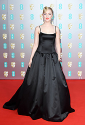 Saoirse Ronan attending the 73rd British Academy Film Awards held at the Royal Albert Hall, London. Photo credit should read: Doug Peters/EMPICS Entertainment