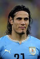Conmebol - Copa America CHILE 2015 / <br /> Uruguay National Team - Preview Set // <br /> Edinson Cavani
