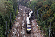 Hatfield train crash 2000