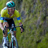Eibar, Guipuzcoa ,Spain, 12/04/2019 . SCHACHMANN, Maximilianduring the Itzulia 2019, Stage 5 between Arrigorriaga - Arrate - 149,8 Km at Arrate.