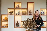 Angela Summers, Saffron Fields Vineyard, Carlton-Yamhill AVA, Willamette Valley, Oregon, portrait
