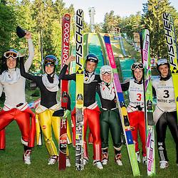 20150606: SLO, Ski jumping - Revija skokov / Summer Cup at Mostec in Ljubljana