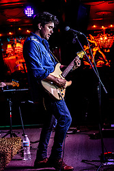LOS ANGELES, CA - JUNE 15: AdamLlasher performs live on stage at The Mint on June 15, 2017. Byline, credit, TV usage, web usage or linkback must read SILVEXPHOTO.COM. Failure to byline correctly will incur double the agreed fee. Tel: +1 714 504 6870.