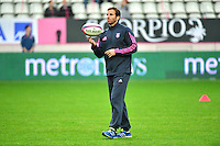 Gonzalo QUESADA - 24.04.2015 - Stade Francais / Stade Toulousain - 23eme journee de Top 14<br />