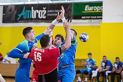 Friendly match between Slovenia and Austria in Cerklje na Gorenjskem, Slovenia on 8th of June, 2019 .Photo by Peter Podobnik / Sportida