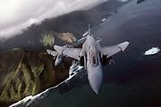 F-4S, USMC, off Molokai
