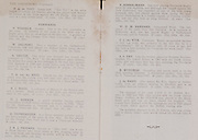 Irish Rugby Football Union, Ireland v South Africa, Tour Match, Landsdowne Road, Dublin, Ireland, Saturday 8th December, 1951,.8.12.1951, 12.8.1951,..Referee- Mr W C W Murdoch, Scottish Rugby Union, ..Score- Ireland 5 - 17 South Africa..Irish Team, ..J G M W Murphy, Wearing number 15 Irish jersey, Full Back, Dublin University Rugby Football Club, Dublin, Ireland, ..W D McKee, Wearing number 14 Irish jersey, Right Wing, N.I.F.C, Rugby Football Club, Belfast, Northern Ireland, ..N J Henderson, Wearing number 13 Irish jersey, Right centre, Queens University Rugby Football Club, Belfast, Northern Ireland,..A W Browne, Wearing number 12 Irish jersey, Left Centre, Dublin University Rugby Football Club, Dublin, Ireland, ..M F Lane,  Wearing number 11 Irish jersey, Left wing, University college Cork Football Club, Cork, Ireland,  ..J W McKay, Wearing number 10 Irish jersey, Stand off, Queens University Rugby Football Club, Belfast, Northern Ireland,..J A O'Meara, Wearing number 9 Irish jersey, Scrum, University college Cork Football Club, Cork, Ireland,  ..T Clifford, Wearing number 1 Irish Jersey, Forward, Young Munster Rugby Football Club, Limerick, Ireland, ..K Mullen, Wearing number 2 Irish Jersey, Forward, Old Belvedere Rugby Football Club, Dublin, Ireland, ..J H Smith, Wearing number 3 Irish jersey, Forward, Collegians Rugby Football Club, Belfast, Northern Ireland,..P J Lawlor, Wearing number 4 Irish jersey, Forward, Clontarf Rugby Football Club, Dublin, Ireland,..R H Thompson, Wearing number 5 Irish jersey, Forward, Instonians Rugby Football Club, Belfast, Northern Ireland, and, London Irish Rugby Football Club, Surrey, England, ..J W McKay, Wearing number 6 Irish jersey, Forward, Queens University Rugby Football Club, Belfast, Northern Ireland,..D J O'Brien, Wearing number 7 Irish jersey, Forward, Captain of the Irish team, Cardiff Rugby Football Club, Cardiff, Wales, and, Old Belvedere Rugby Football Club, Dublin, Ireland, ..J S McCarthy, Wearing number 8 Irish je