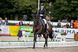 Bakken Silje, NOR, Sweetnes<br /> World Championship Young Horses Verden 2021<br /> © Hippo Foto - Dirk Caremans<br /> 25/08/2021