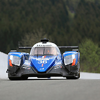 #36, Signatech Alpine Matmut Alpine A470 Gibson, driven by, Romain Dumas, Gustavo Menezes, Matt Rao, FIA WEC 6hrs of Spa 2017, 06/05/2017,