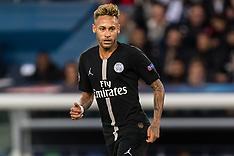 Paris St Germain and Crvena zvezda 6 oct 2018
