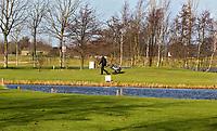 SCHIPLUIDEN - Golfbaan Delfland in Schipluiden. FOTO KOEN SUYK