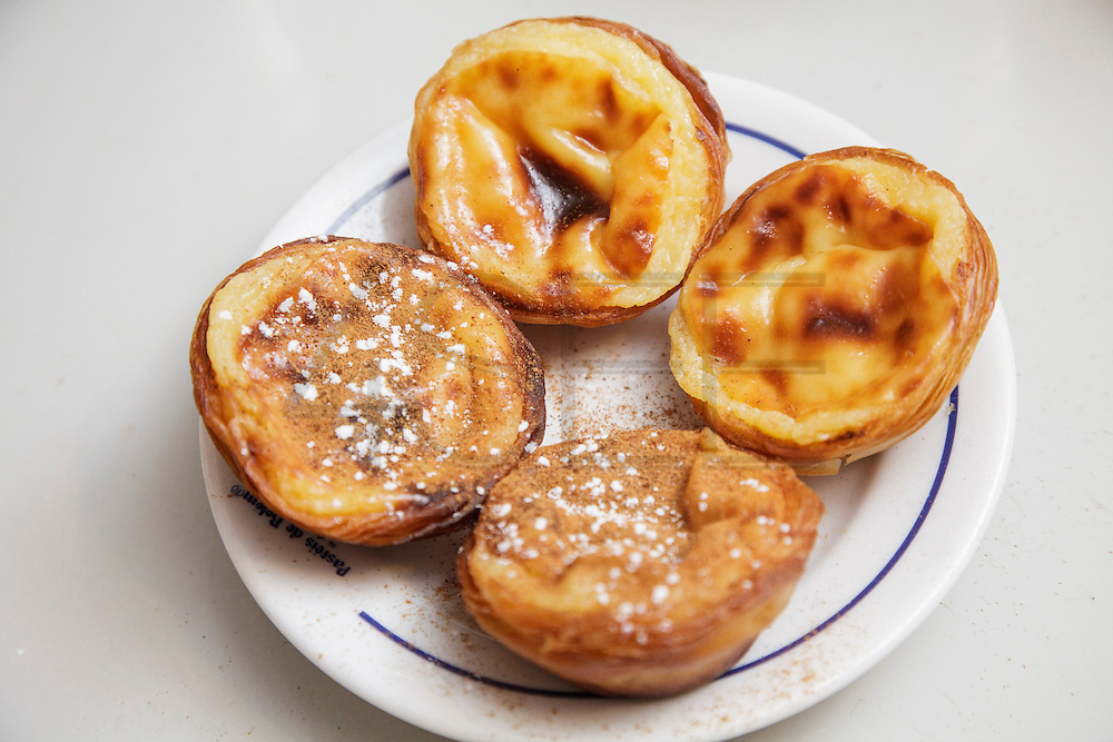"""pastel de Belém"" is the most famous Lisbon pastry and the Pastry shop is one of the most frequented spots  in Belém district, along with many monuments."