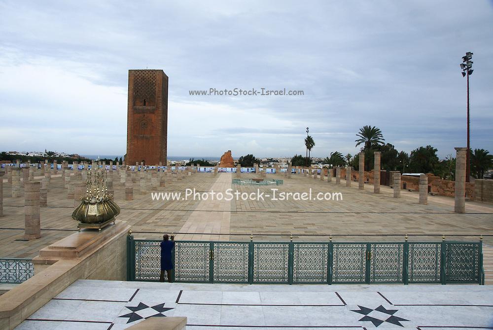 Mausoleum of Mohammed V, Rabat Morocco