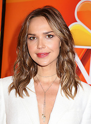 NBC 2019 Upfront held at The Four Seasons Hotel on May 13, 2019 in New York City, NY © Steven Bergman/AFF-USA.COM. 13 May 2019 Pictured: Arielle Kebbel. Photo credit: Steven Bergman/AFF-USA.COM / MEGA TheMegaAgency.com +1 888 505 6342