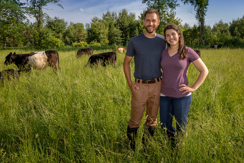 Pape Family Pastures June 2020. Photo by Mike Roemer