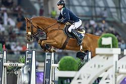 LYNCH Denis (IRL), Rubens Ls la Silla<br /> Doha - CHI Al SHAQAB 2020<br /> Commercial Bank CHI Al Shaqab Grand Prix presented by LONGINES<br /> Int. jumping competition over two rounds and jump-off (1.60 m)<br /> 29. Februar 2020<br /> © www.sportfotos-lafrentz.de/Stefan Lafrentz