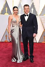 89th Academy Awards - 26 February 2017