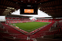 General view of the Bet365 Stadium ahead of the Sky Bet Championship match between Stoke City' and Ipswich Town.