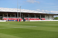 Ground view during the UEFA European Under 17 Championship 2018 match between Israel and Italy at St George's Park National Football Centre, Burton-Upon-Trent, United Kingdom on 10 May 2018. Picture by Mick Haynes.