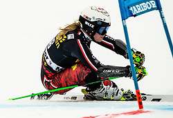 REMME Roni of Canada competes during the 6th Ladies'  GiantSlalom at 55th Golden Fox - Maribor of Audi FIS Ski World Cup 2018/19, on February 1, 2019 in Pohorje, Maribor, Slovenia. Photo by Vid Ponikvar / Sportida
