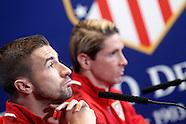 Atletico Press Conference 260416